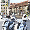 Mooting Madrid by Scooter